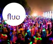 Remeras estampadas fluo, fluor, brilla en la oscuridad, fiestas, cumpleaños, eventos