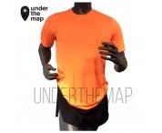 Camiseta deportiva lisas, set deportivo (tipo dry fit) maratón sublimada (precio 50u.)